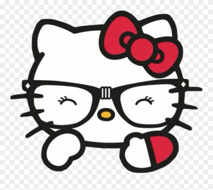 e0ea84d23 Pink Hello Kitty Face Clipart (#1328689) - PinClipart