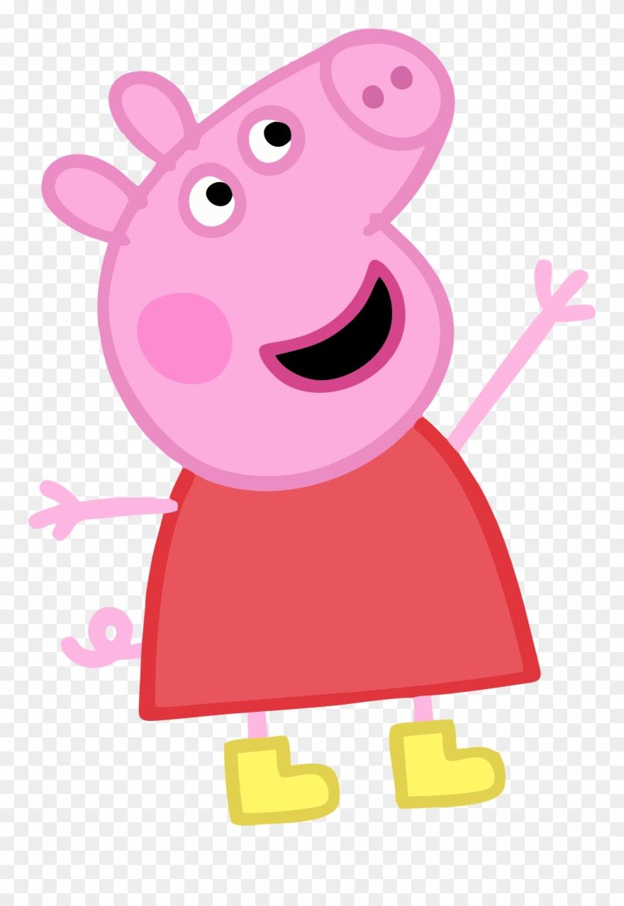 Pepa Pig Png Peppa Y George Png Clipart 1329700