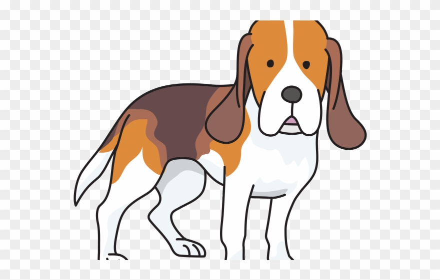 Christmas Beagle Clipart.Thank You Clipart Puppy Beagle Clipart Png Transparent Png