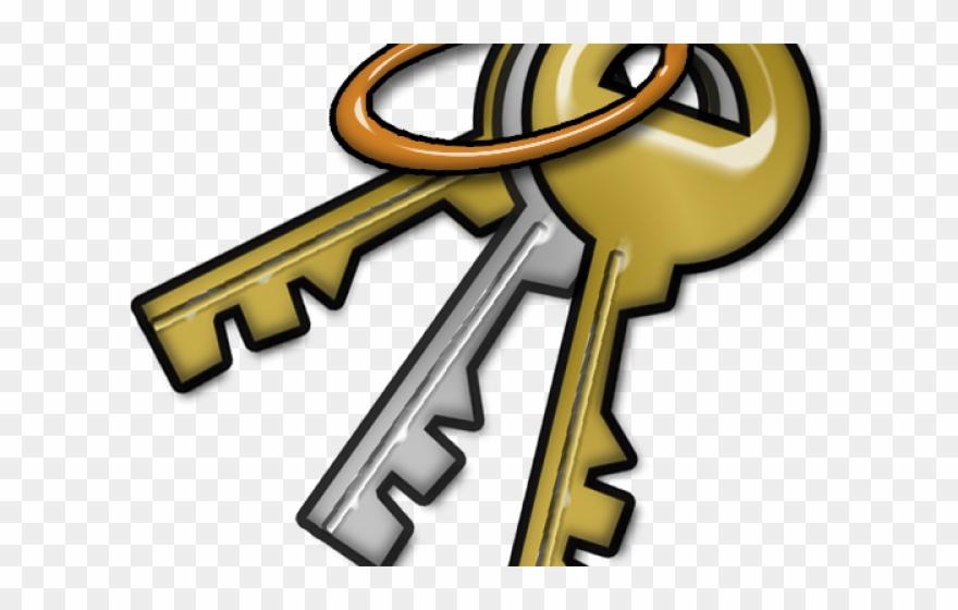 Key Clip Art