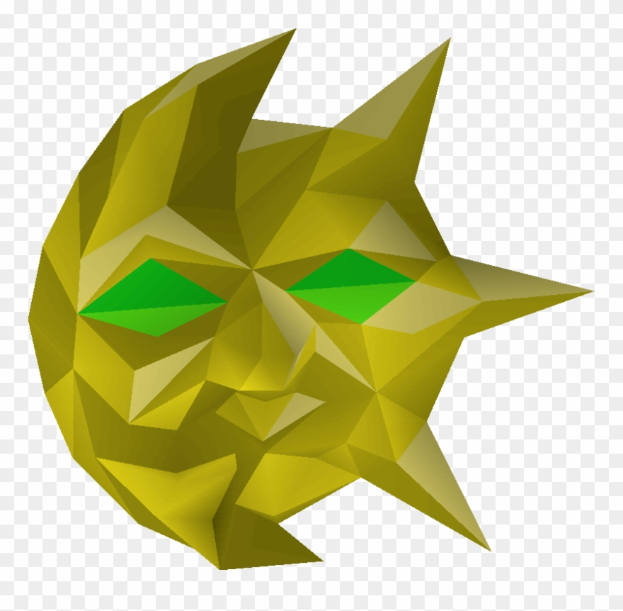 Osrs Wiki Helm Of Raedwald - Mask Of Balance Osrs Clipart
