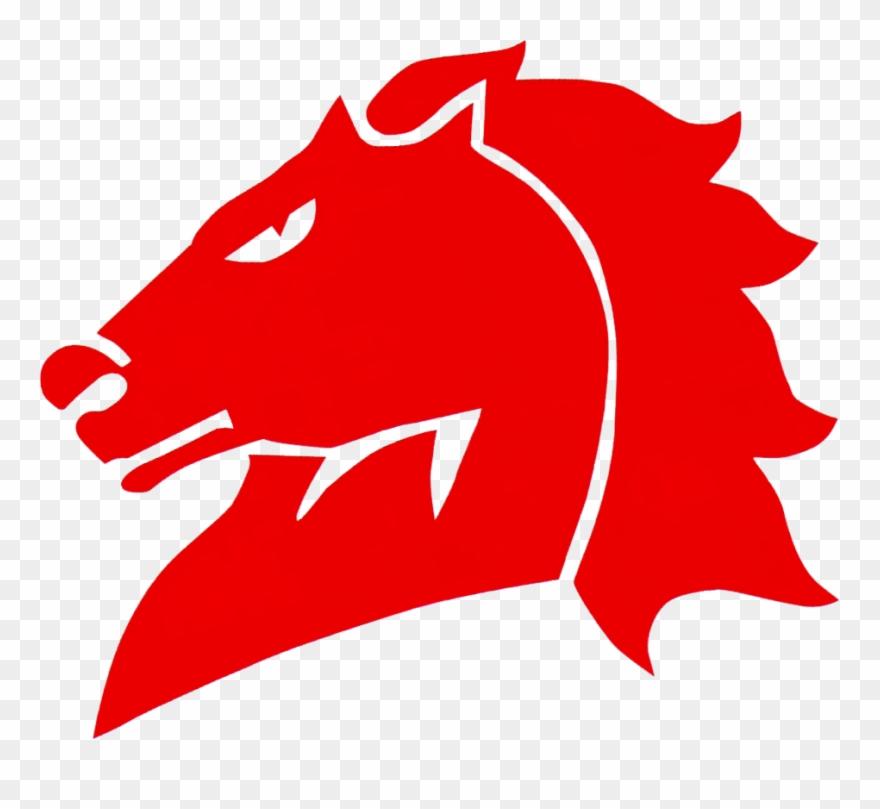 Horse Mascot vector art illustration   Sports logo design, Mascot,  Letterhead logo