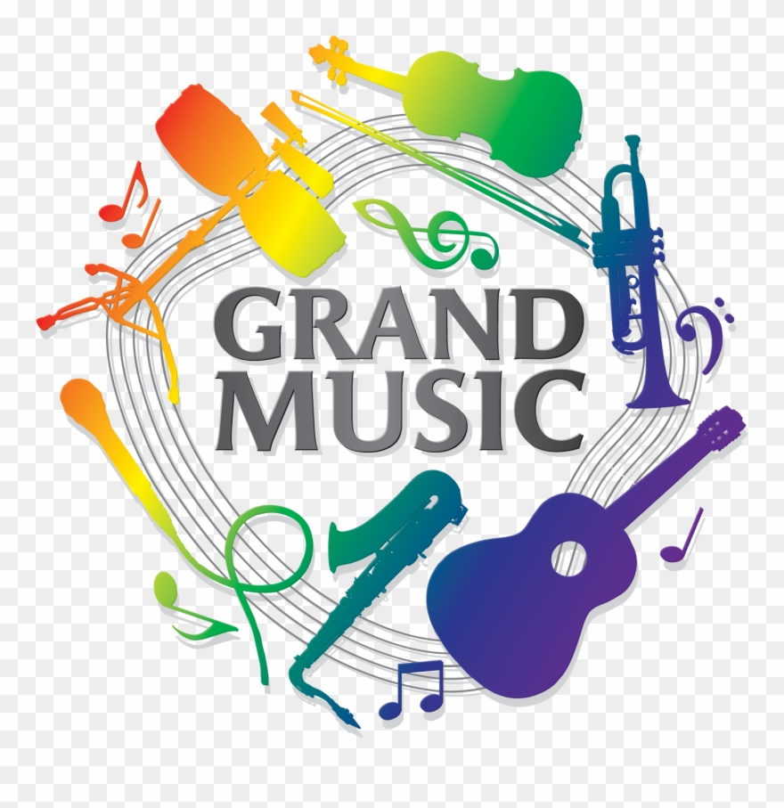 0bd41d7c91aca4 Grand Logo Png Musica Pinterest Menu Home - Music Clipart ( 1339366 ...