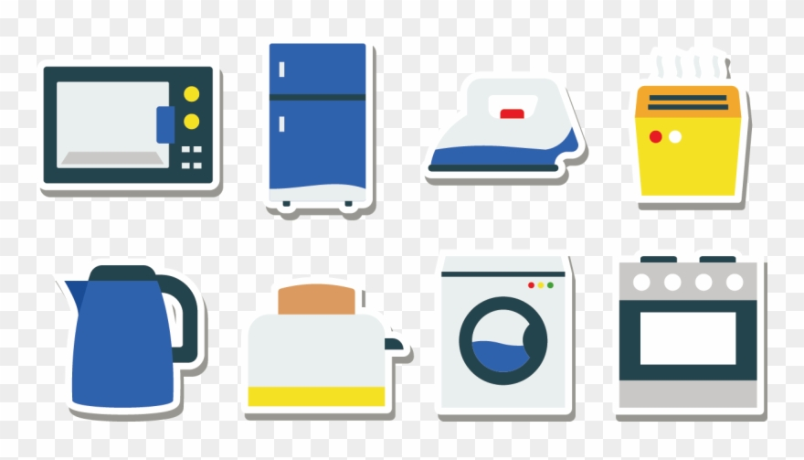 Clipart Kitchen Kitchen Appliance Kitchen Appliances Icons Png