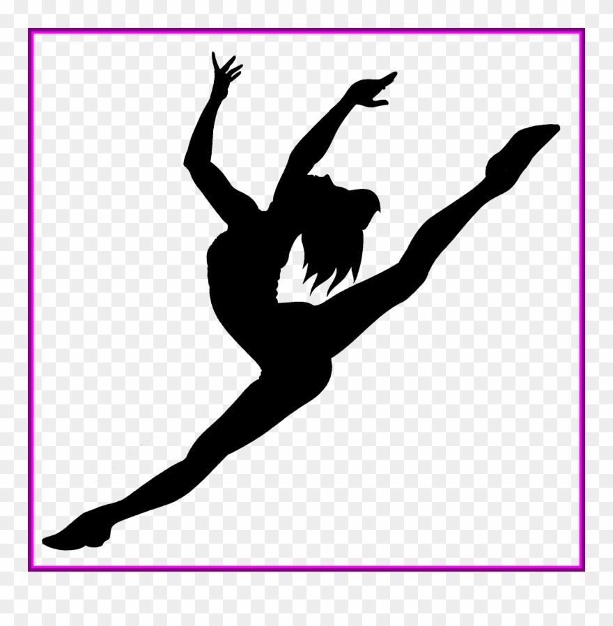 Inspiring Jazz Dancer Clipart Silhouette Panda For Dancer Silhouette Png Download 1343473 Pinclipart