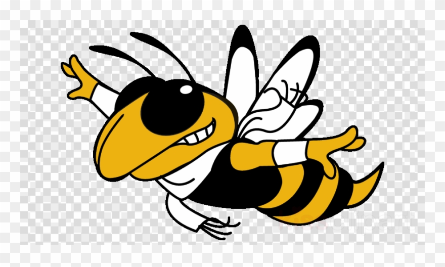 Download Flying Yellow Jacket Clipart Georgia Institute Flying