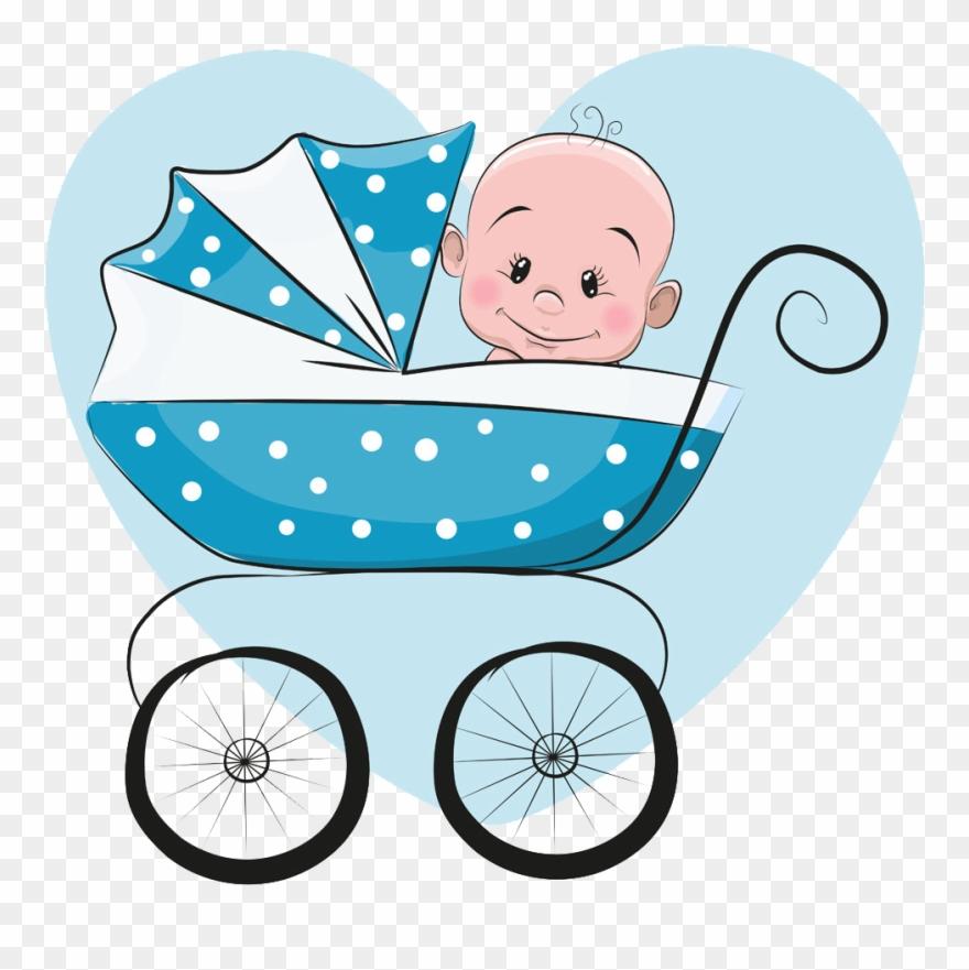 Cartoon Infant Illustration Baby Boy Cartoon Clipart 1350498 Pinclipart