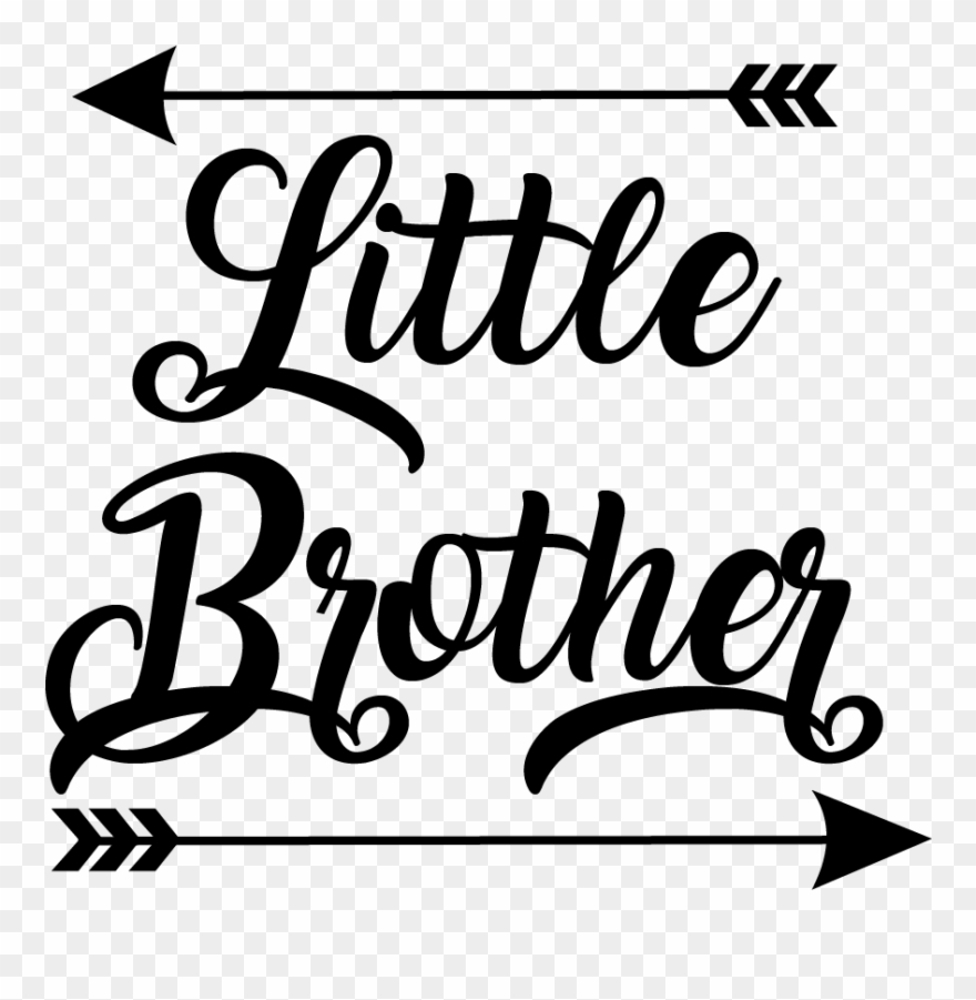 Little Brother King Are Born In November Clipart 1351476 Pinclipart