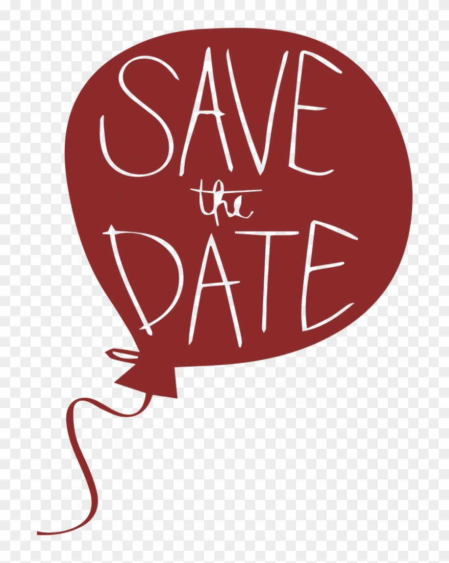 wholesale dealer 8c624 44ab2 Save The Date • Fall Fling Gala September 21, - Save The Date Words  Transparent