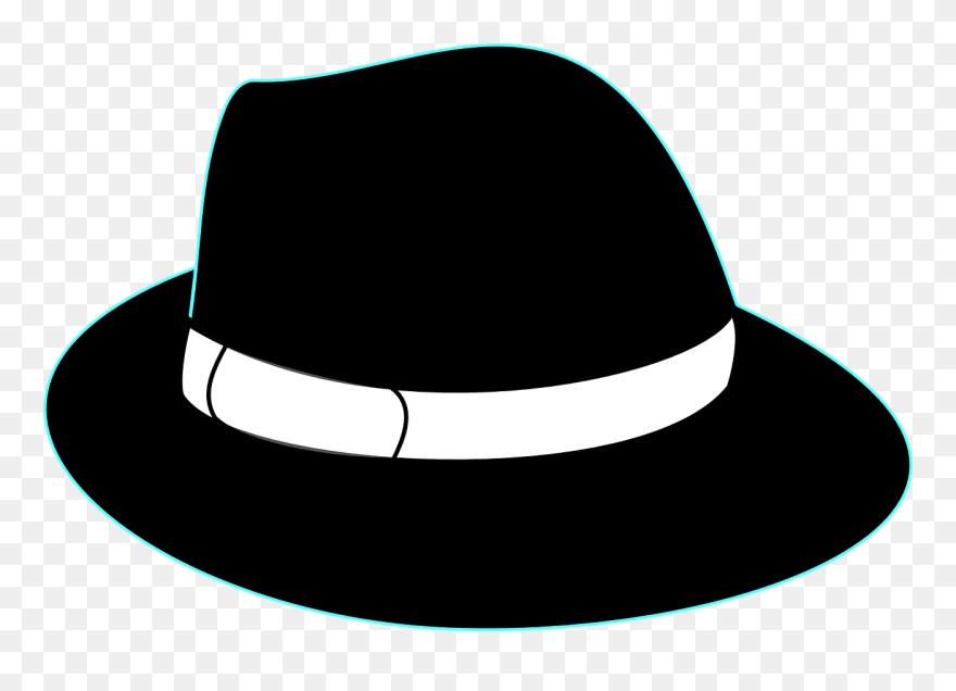 Fedora Hat Clip Art - Png Download