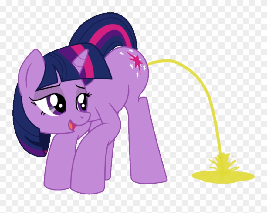 My Little Pony - My Little Pony Twilight Sparkle Naked Rule 34 Clipart  (#1365555) - PinClipart