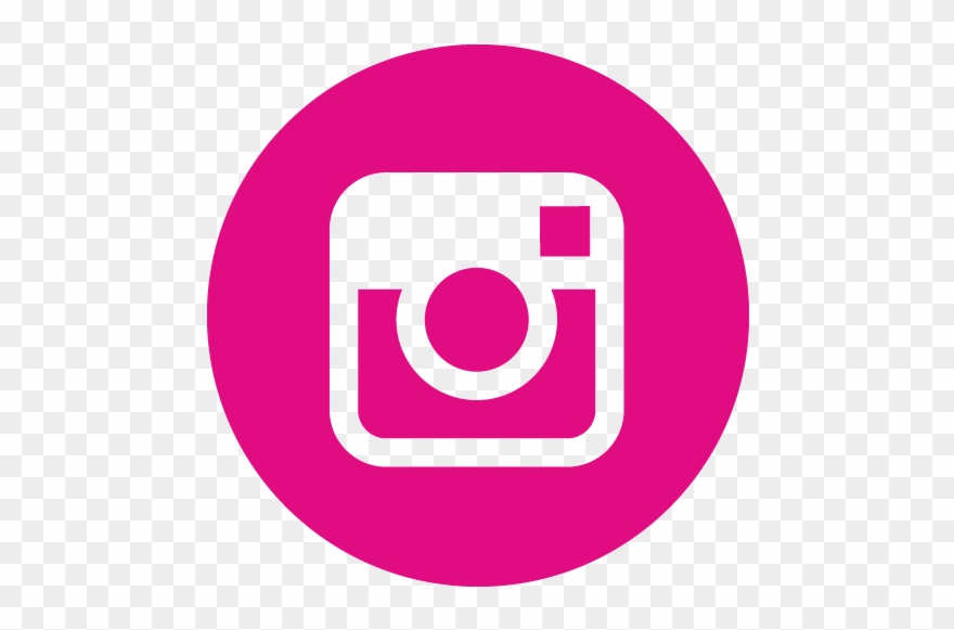 Download Instagram Button Clipart Social Media Computer Pink Shopping Bag Icon Png Transparent Png 1365601 Pinclipart