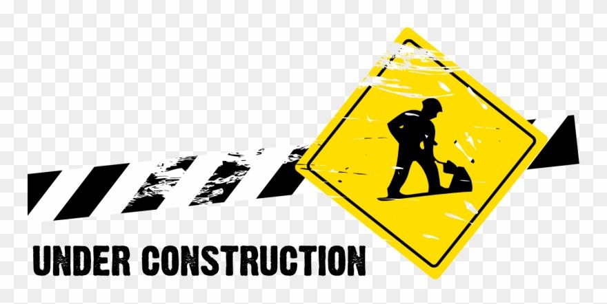 Under Construction Png Image Hd - Website Under Construction Banner Clipart