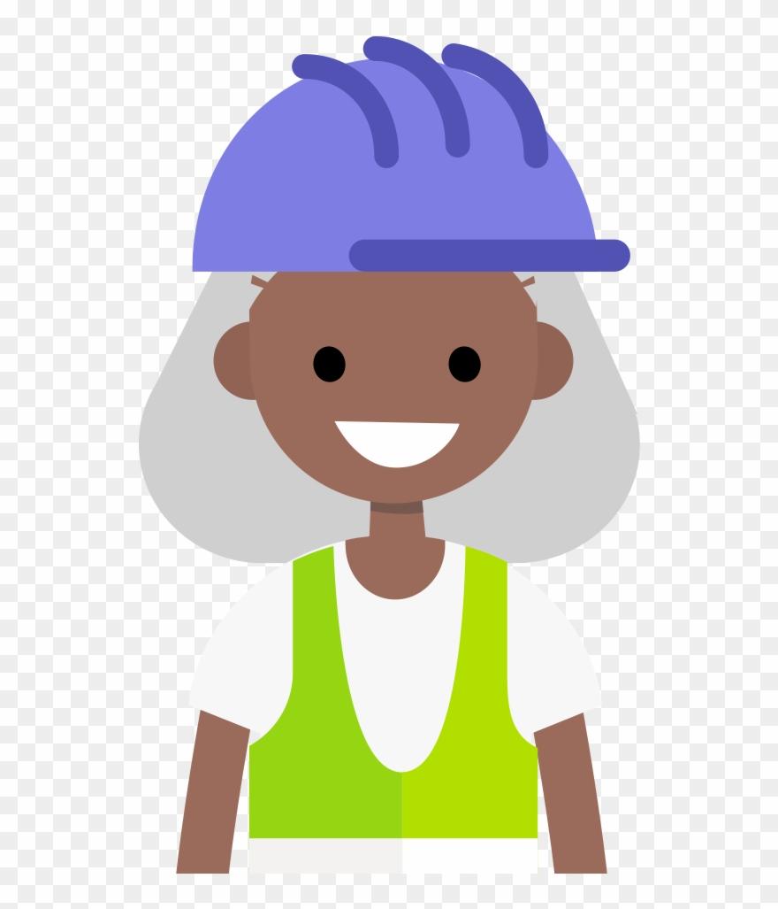 Persona-construction - Construction Clipart