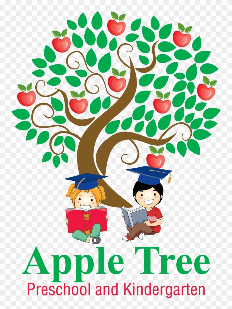 Apple Tree Preschool Kindergarten Jpg Apple Welcome Transparent