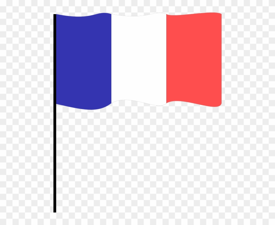 Free Vector Graphic Flag National France Blue White Frankrikes Flagga Png Clipart 1392270 Pinclipart