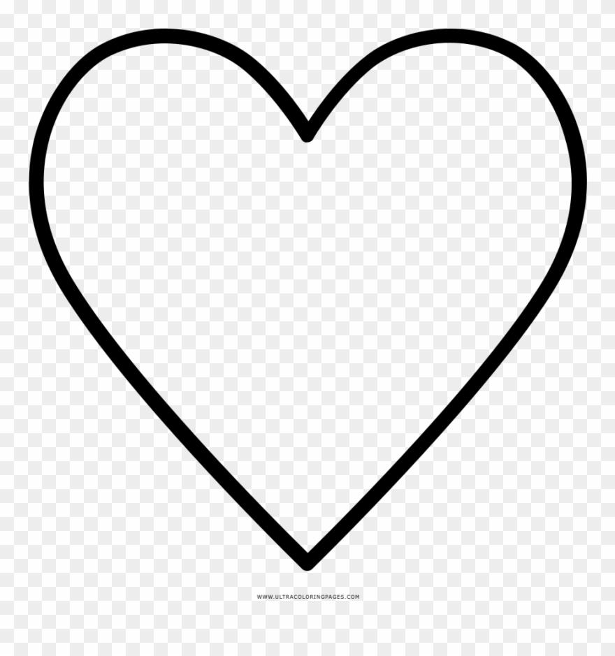 Coracao Desenho Para Colorir Ultra Coloring Pages Heart Clipart