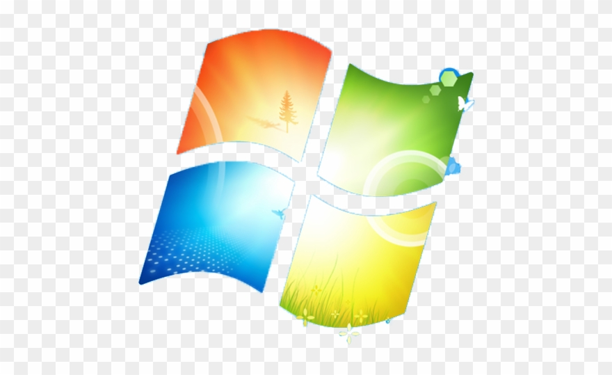 Windows 7 Png Logo Windows 7 Clipart 1396340 Pinclipart