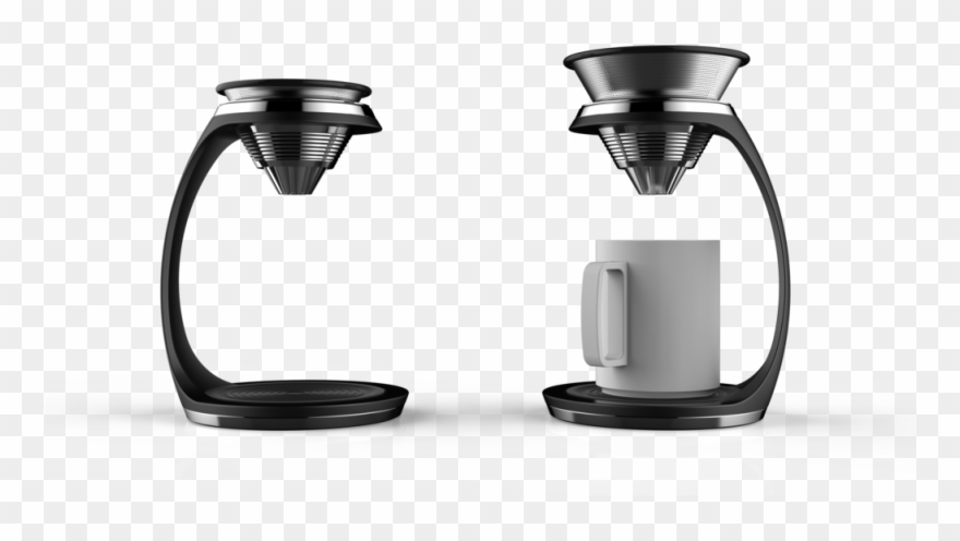 Coffee Drip Stand Accommodates 2 And 4 Cup Stainless ...