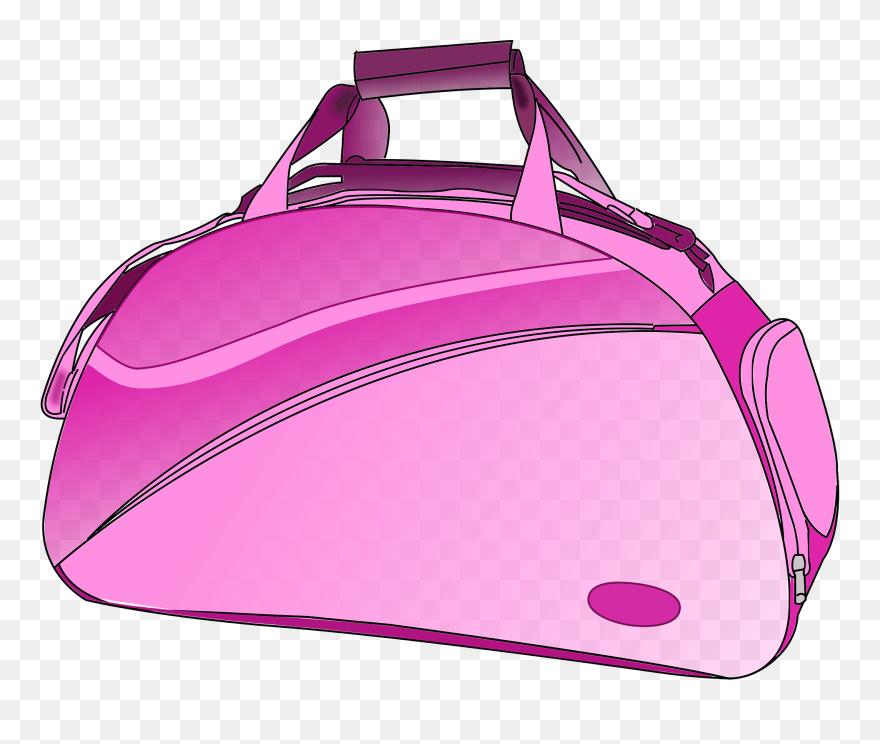 Handbag Backpack Duffel Bags Drawing Handbags Cartoon Clip Art Png Download 141770 Pinclipart