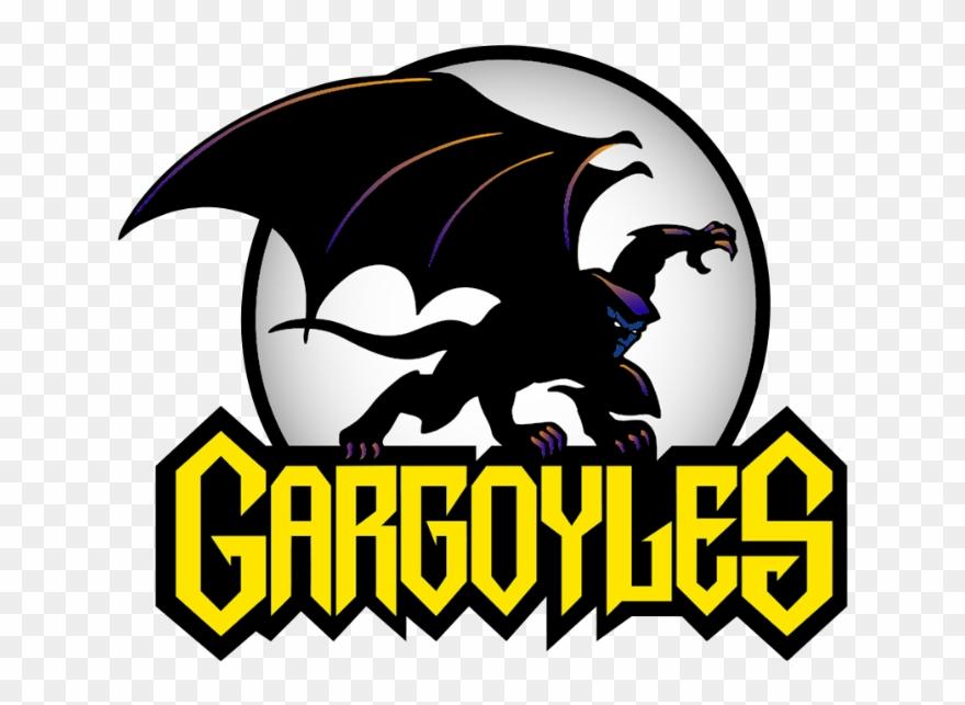Tv Fanart - Gargoyles Tv Show Logo Clipart (#144881) - PinClipart