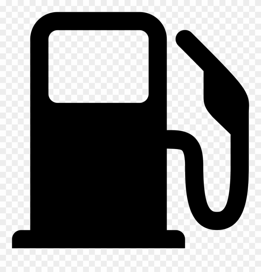 Gas Pump Image - Gas Station Icon Clipart
