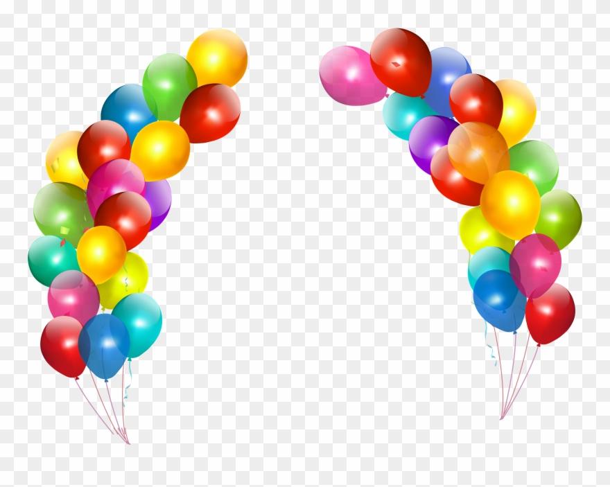 Download Dart Balloon Cliparts Happy Birthday Balloons