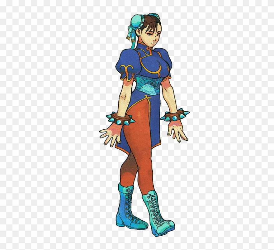 Fighter Drawing Video Game Chun Li Street Fighter Ex Clipart 1405346 Pinclipart