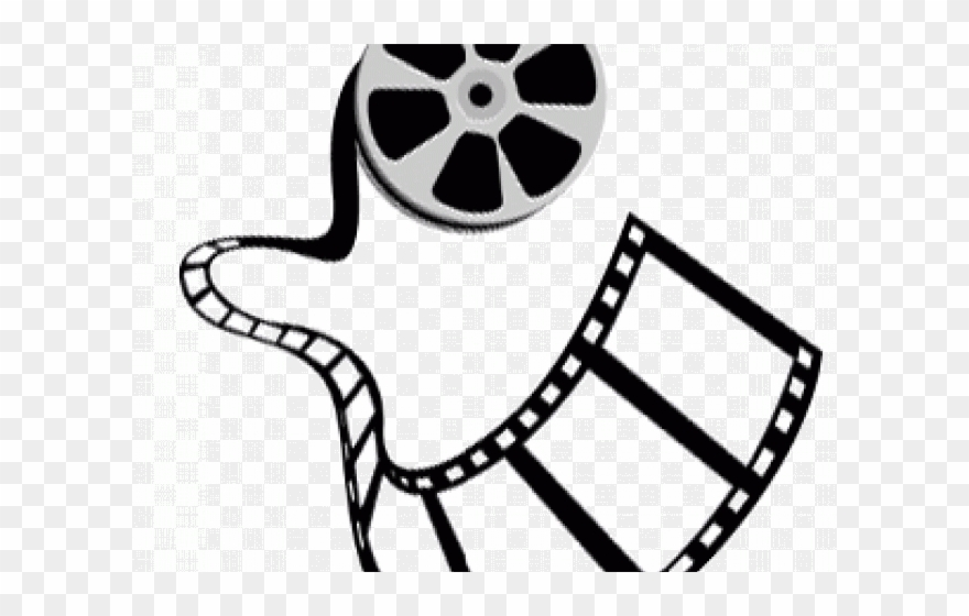 Movie Reels Coloring Pages