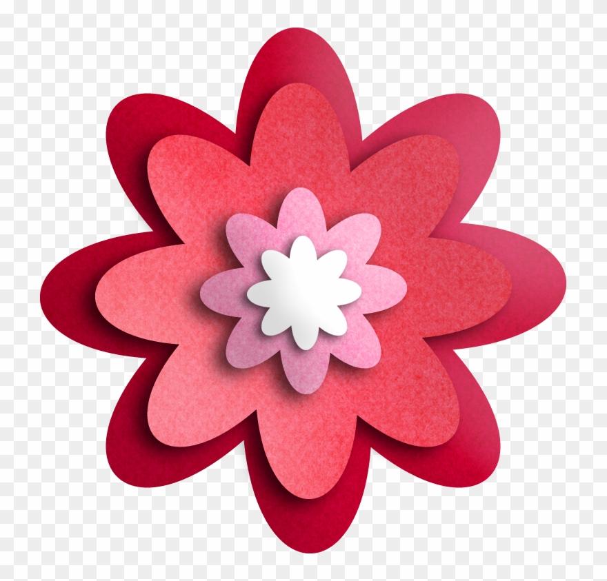 Disk Flower Clipart, 4 Kids, Summer Kids, Yandex Disk - Flower - Png
