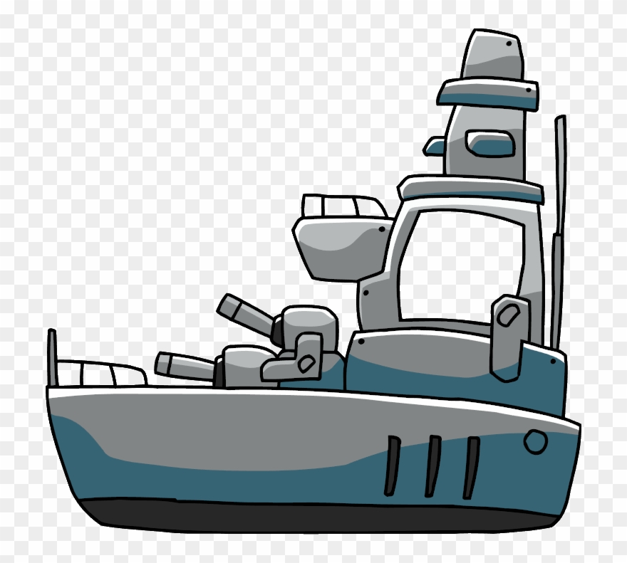 Scribblenauts Wiki - Rigid-hulled Inflatable Boat Clipart