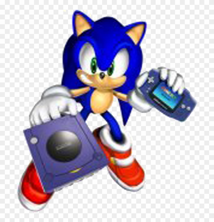Sonic 2001 Clipart Sonic Adventure 2 Sonic The Hedgehog Sonic Gamecube Game Boy Advance Png Download 1422153 Pinclipart
