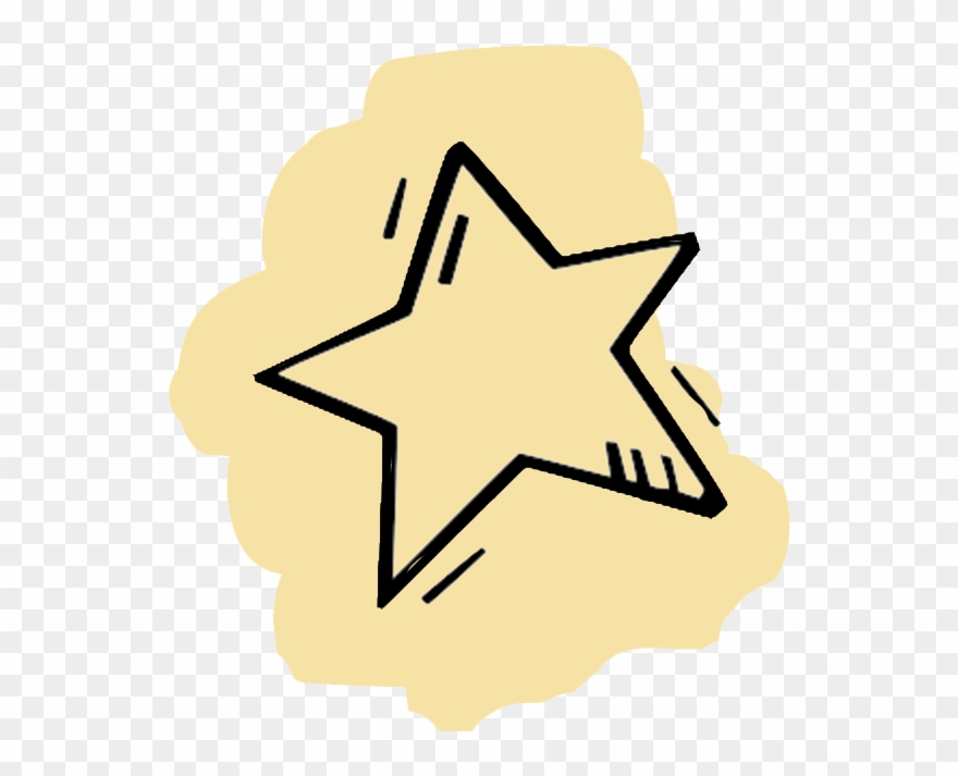 These Are Real People Who Bought This Amazing Acne - Star Hand Drawn Icon Clipart