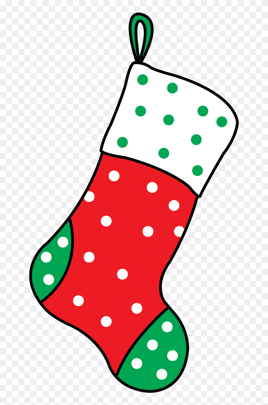 Christmas Stocking Clipart.Christmas Christmas Stocking Drawing Collection Of Easy To