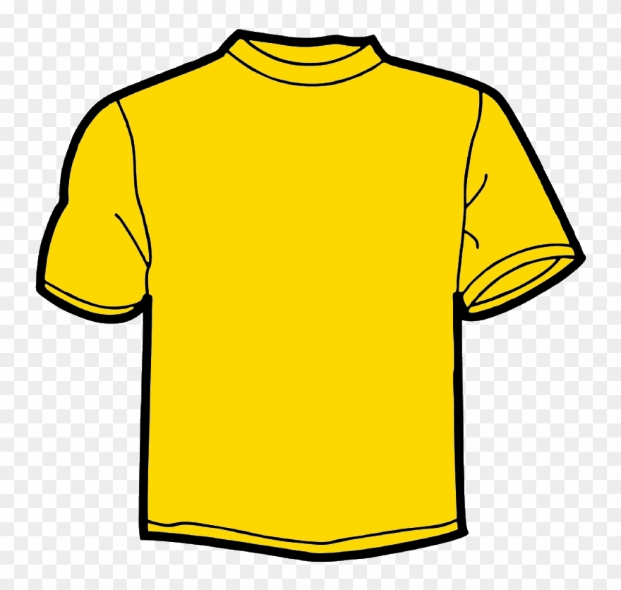 Clip Arts Related To T Shirt Coloring Page Png Download 1435333 Pinclipart