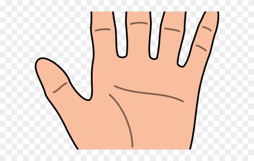 5 fingers clipart 5 fingers clipart