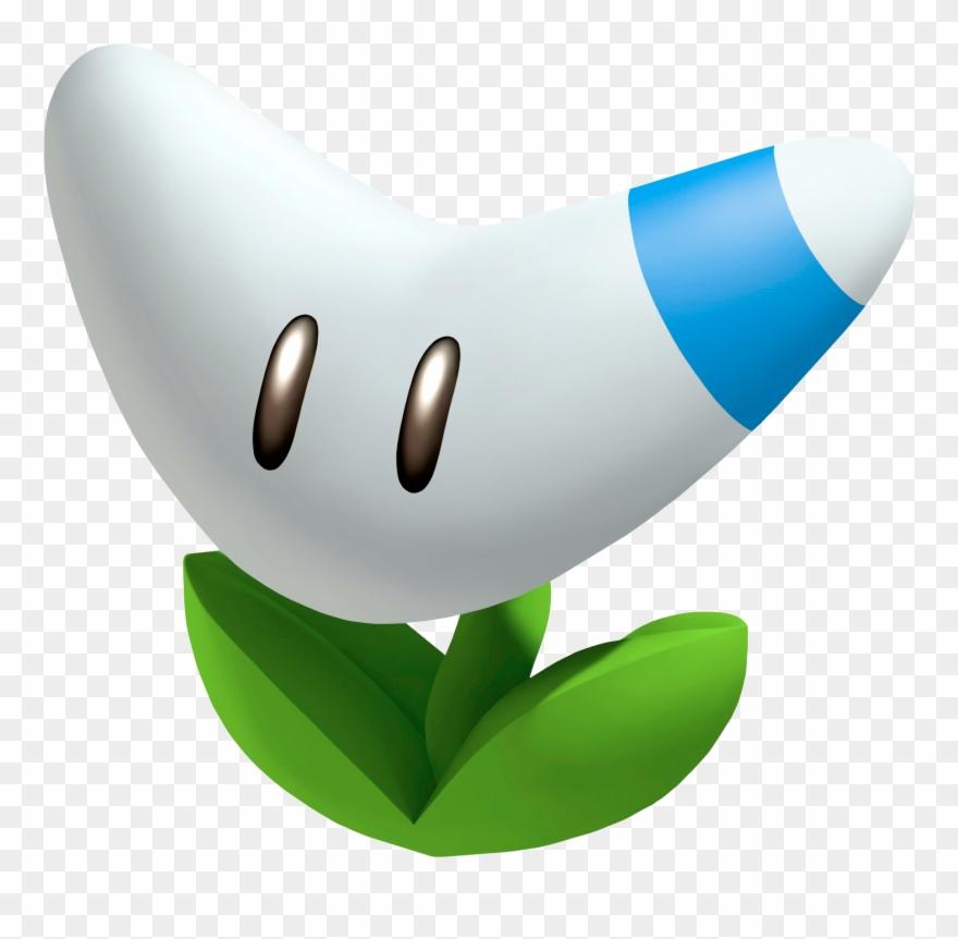 Power Flower Mario Kart Ds - Flowers Healthy
