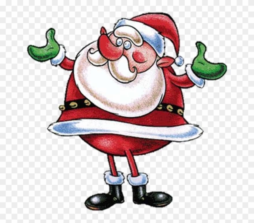 Father Christmas Cartoon Images.Jingle Bell Ball Father Xmas Cartoon Clipart 1442728