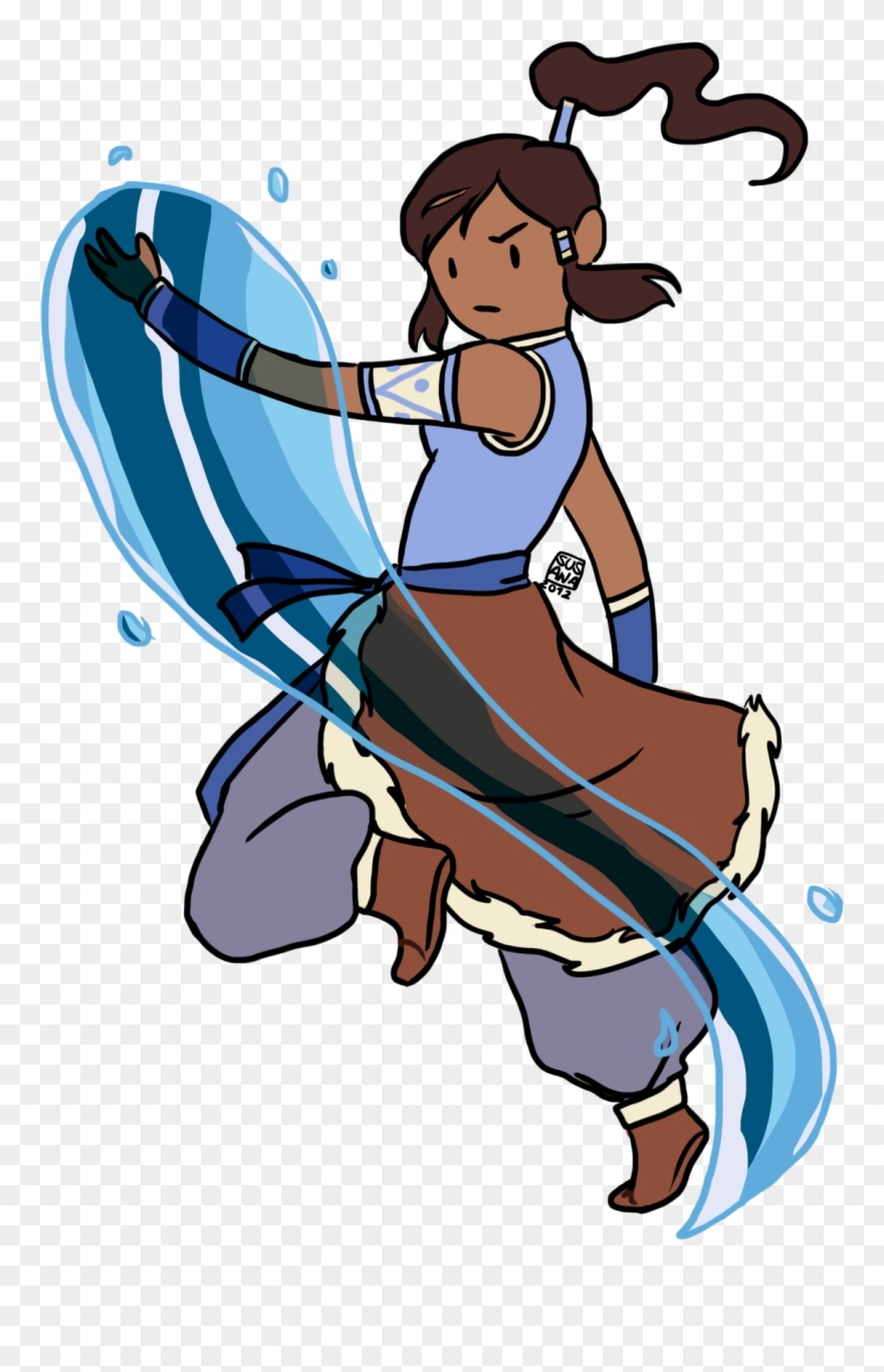 avatar the last airbender the lost scrolls water