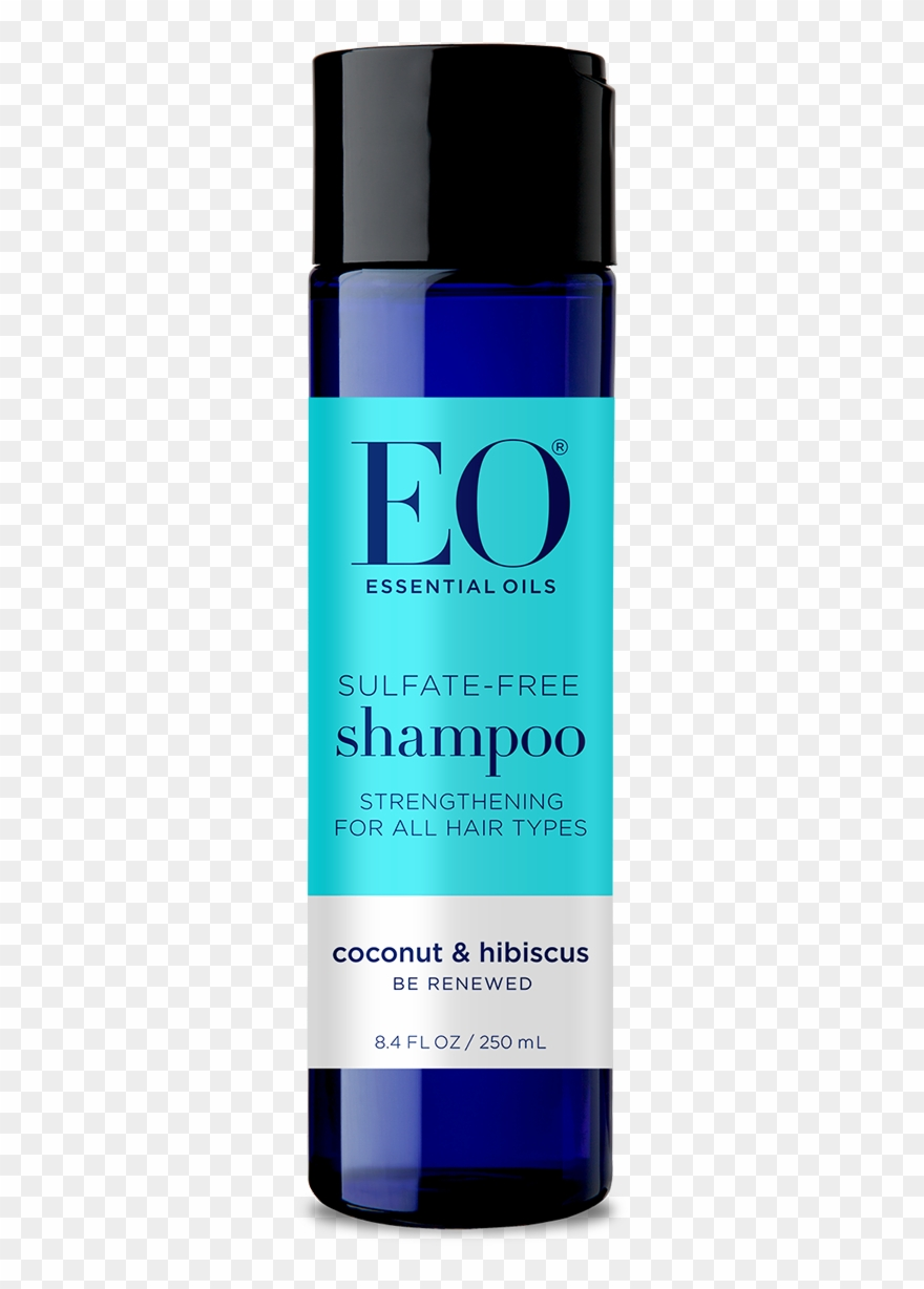 Eo Coconut & Hibiscus Sulfate Free Botanical Shampoo - Eo French Lavender All Natural Botanical Shampoo And Clipart