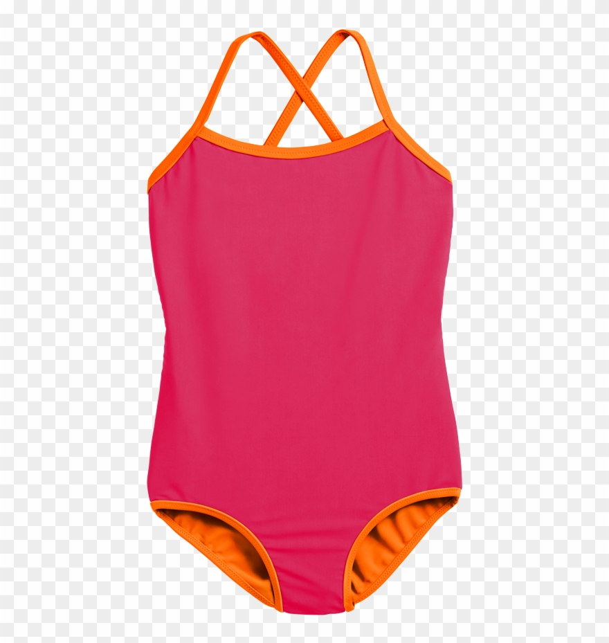 Child Wearing The Reversible One Piece In Kids Size Kids Swimsuit
