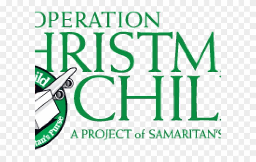 Samaritans Purse Operation Christmas Child Logo.Samaritan S Purse Cliparts Operation Christmas Child Png