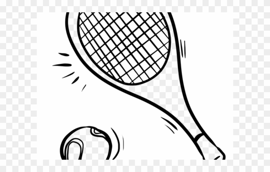 Tennis » Coloring Pages » Surfnetkids | 560x880