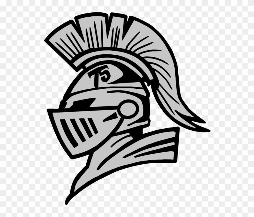 clipart knight head - Clipground  Knights Helmet Logo