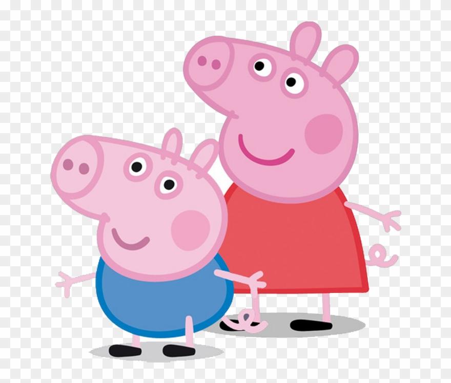 Download Peppa Pig Clipart George Pig Birthday Peppa Pig