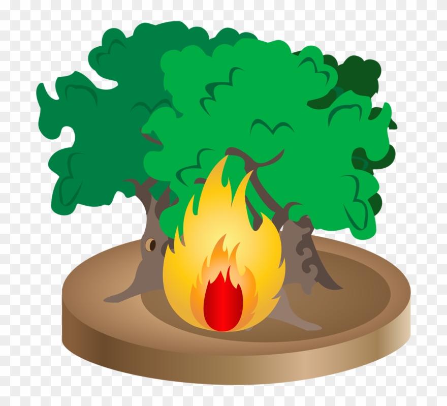 Firefighter Cartoon Conflagration Deep Fires Incendio Floresta
