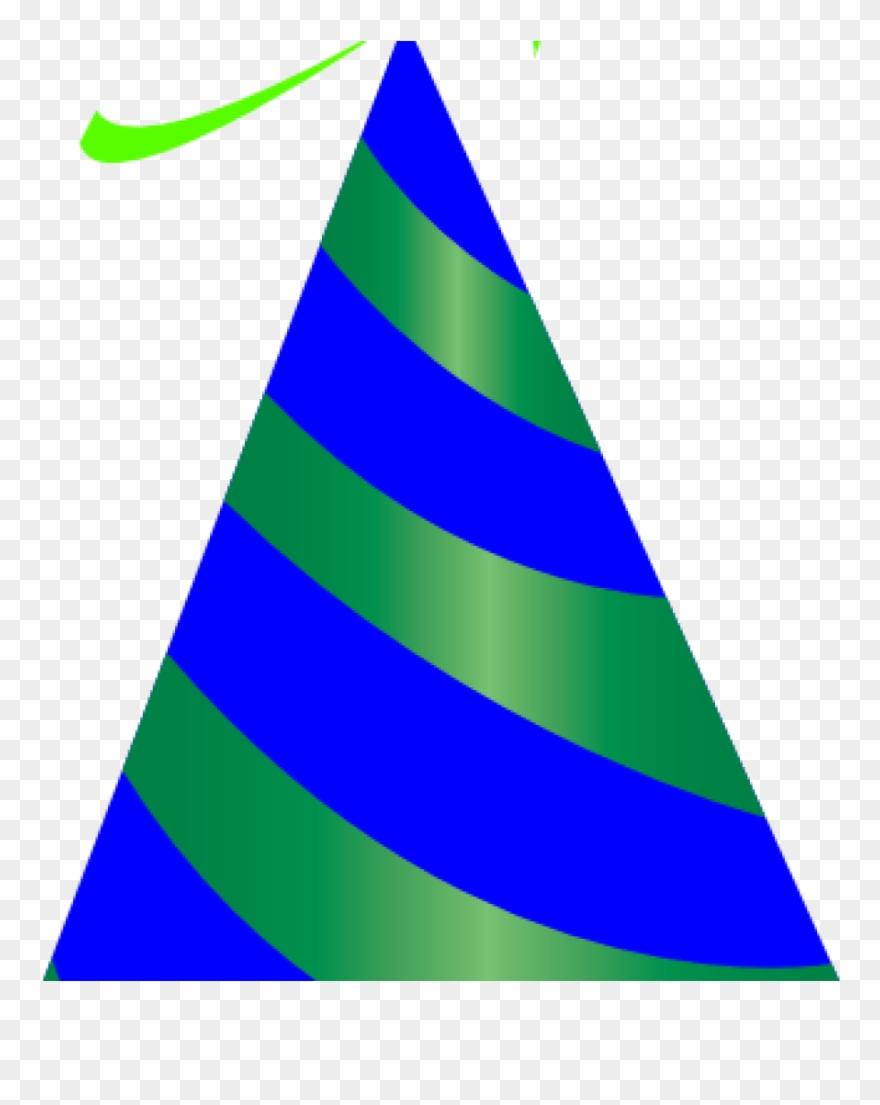 Party hat. Clip art free birthday