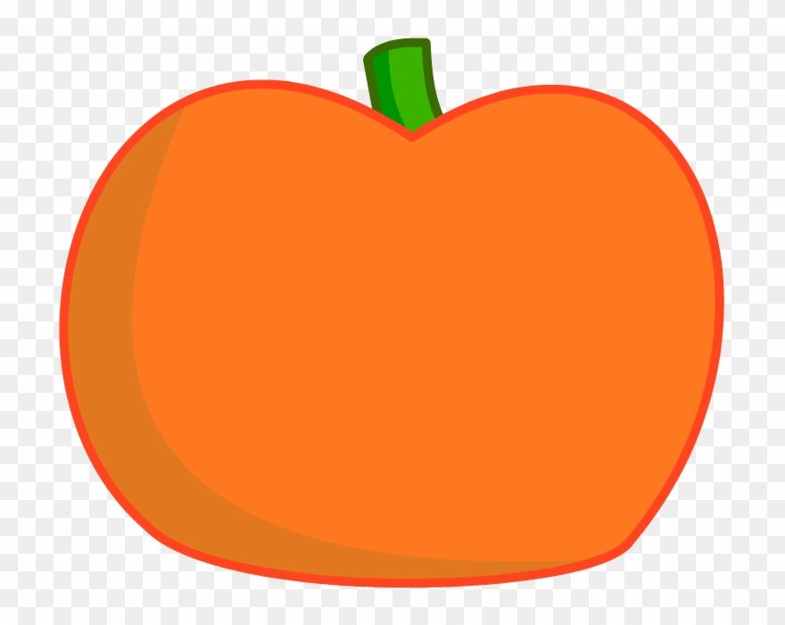 Sugarllamaz S Pumpkin Body Asset Commission By Vector - Bfdi Pumpkin