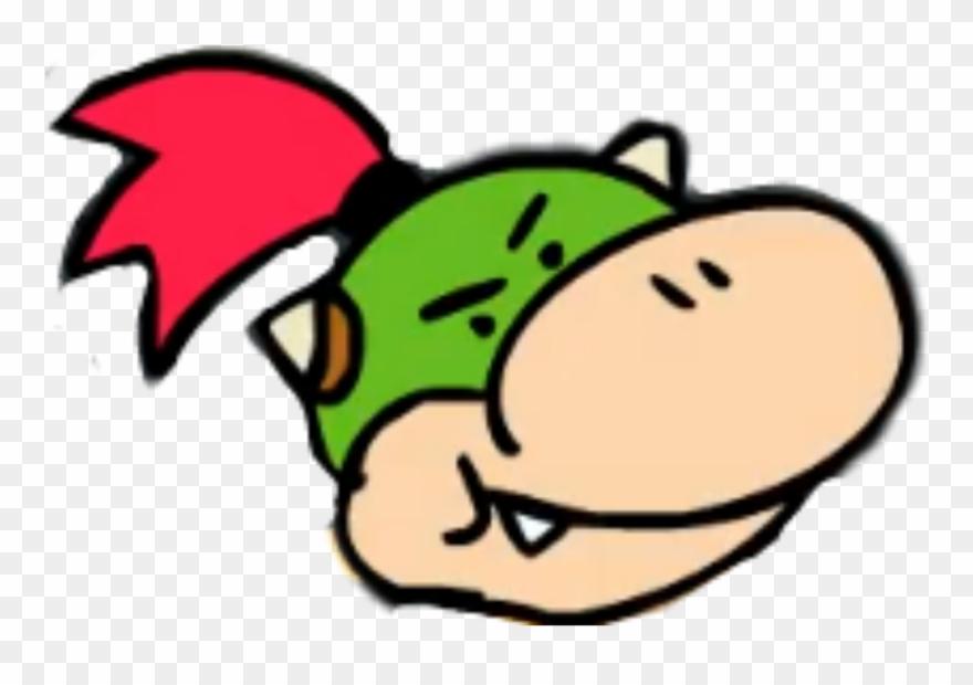 Bowserjr Bowser Srpelo Mario Supermario Mario Series