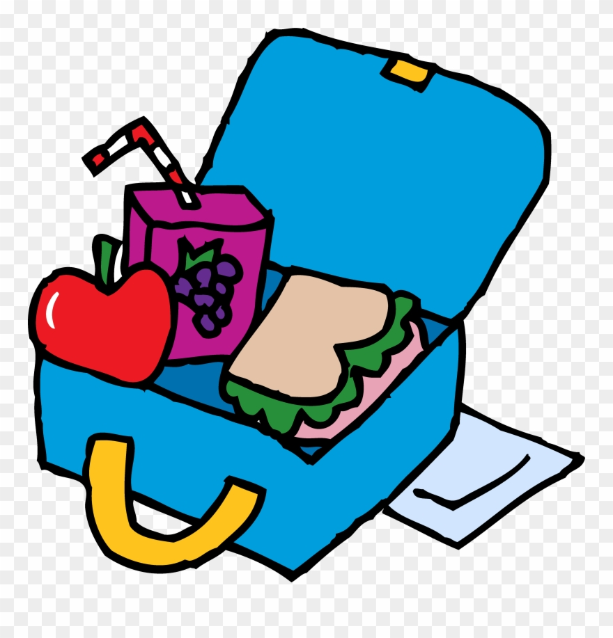 Collection of box high quality free lunch coloring pages clipart